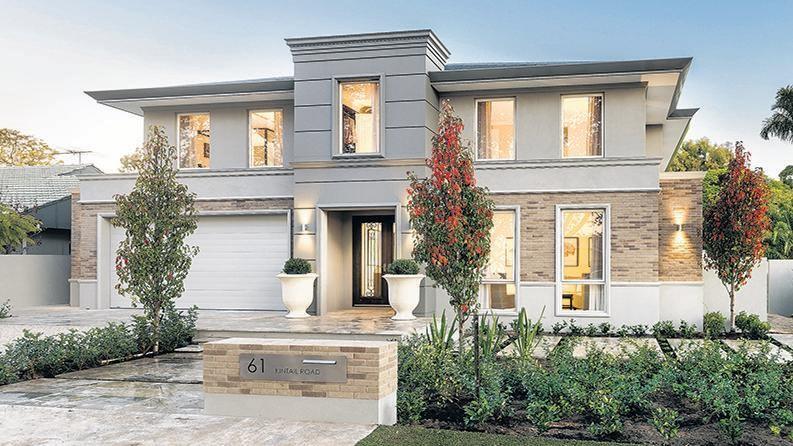 خانه های ویلایی مدرن