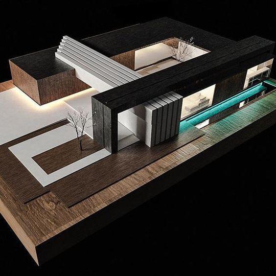 انواع سبک های معماری ویلا