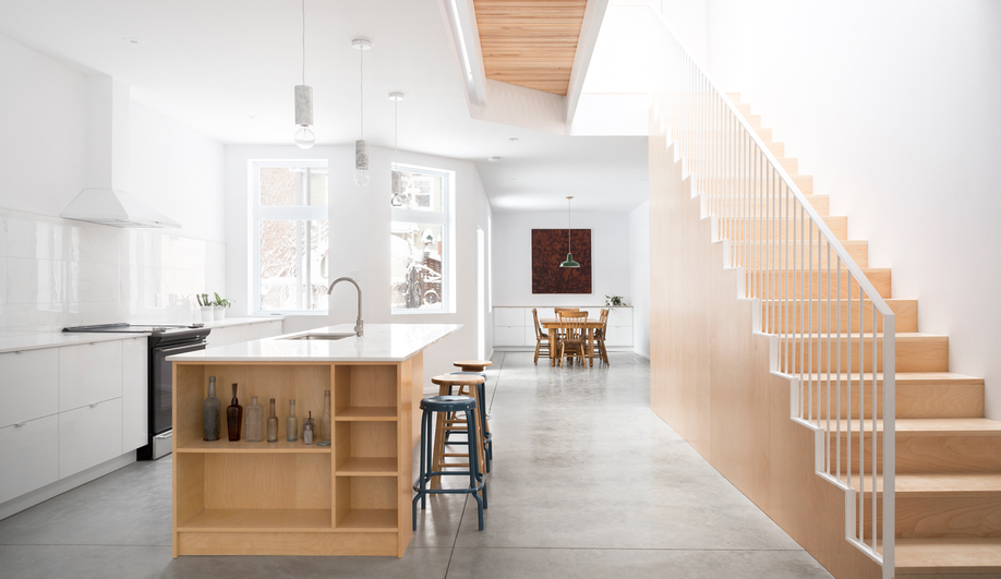 بازسازی داخلی خانه ها دوبلکس