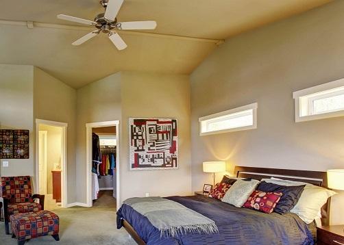 نکاتی برای انتخاب رنگ اتاق خواب ویلا