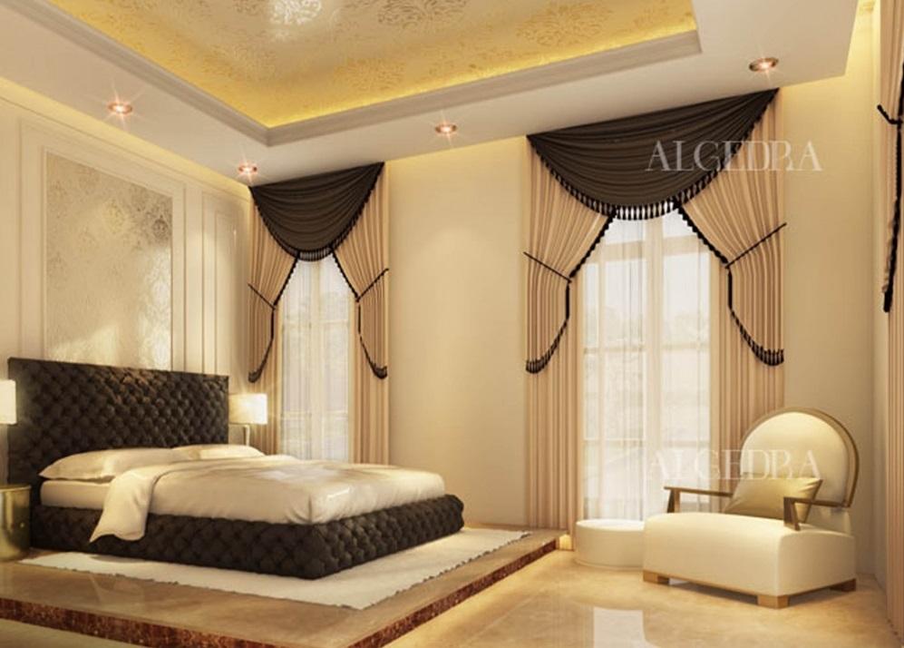 نکات طراحی اتاق خواب ویلا