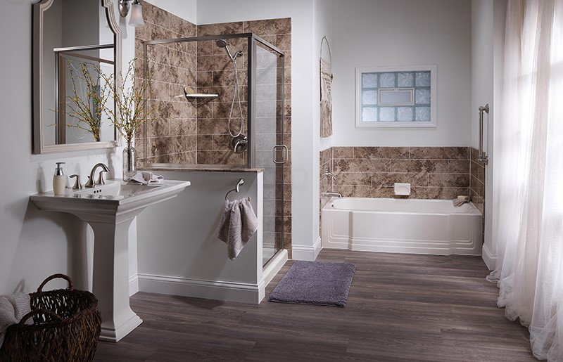 نحوه طراحی حمام ویلا