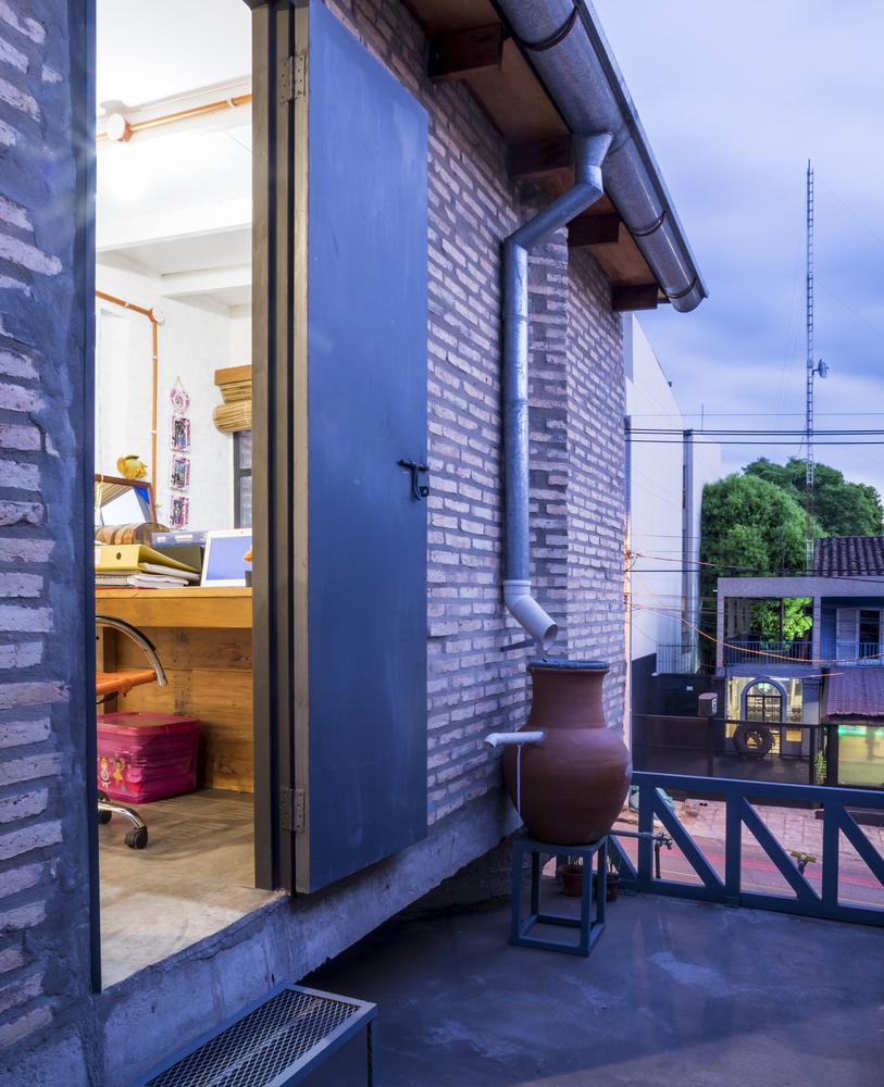 خانه ویلایی با معماری تاوا