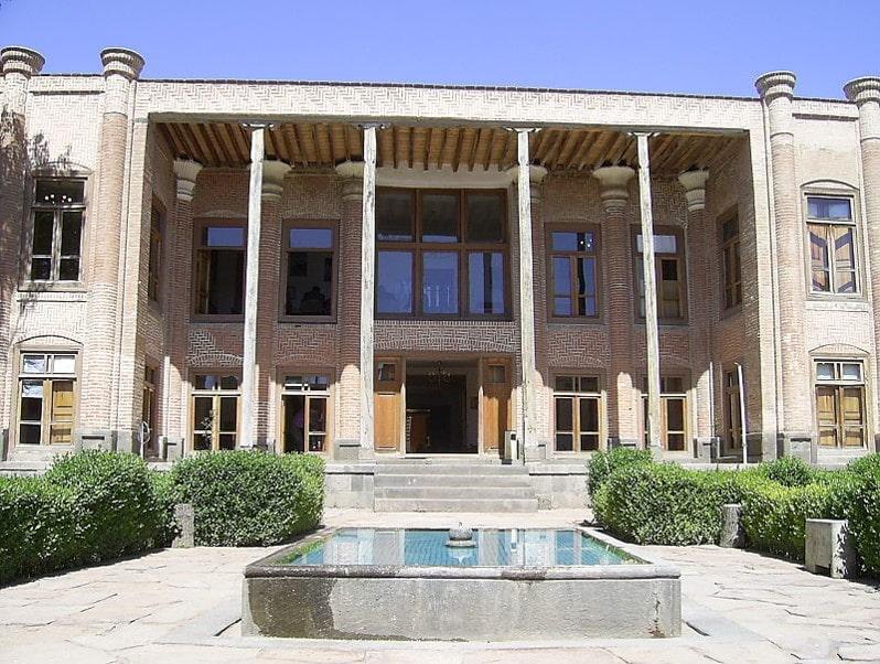 تناسب اصول معماری ایران