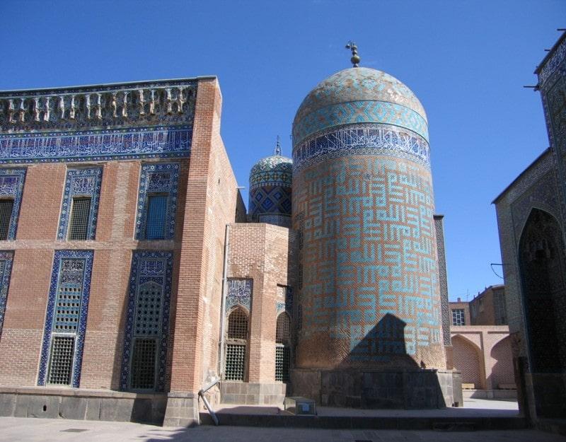 تناسب در معماری ایرانی