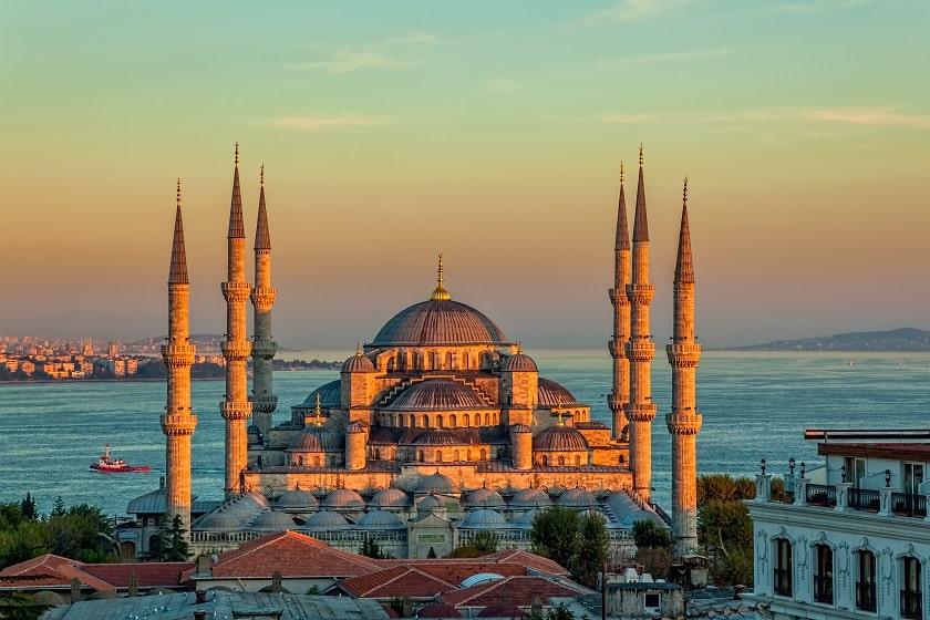 مسجد ترکیه