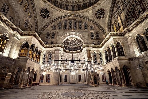 مسجد سلطان احمد ، ترکیه