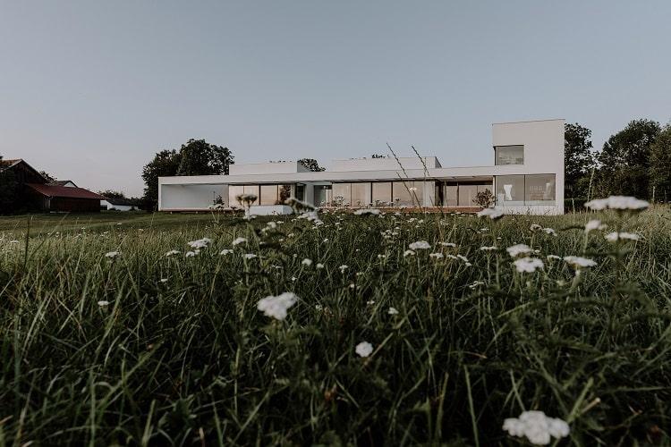 طراحی ویلا در کلاردشت