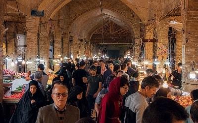 مجموعه تاریخی بازار زنجان