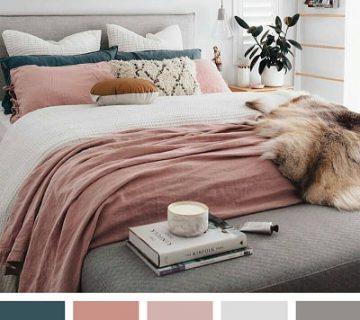 عکس اتاق خواب سفید