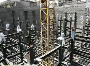 سازه فلزی برج