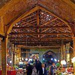 مجموعه تاريخی بازار زنجان