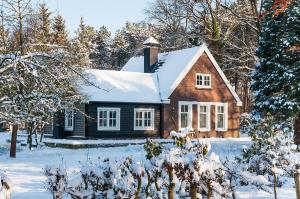 ويژگی معماری اقلیم سرد