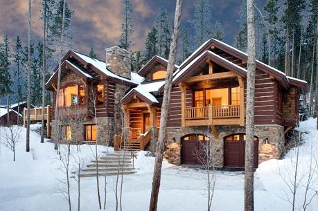 ویژگی معماری اقلیم سرد