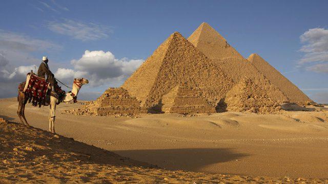 معماری مصر
