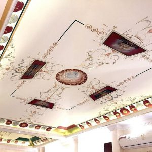 پتینه روی سقف