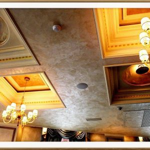 پتینه لاکچری سقف