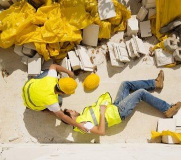 ایمنی در كارگاه ساختمانی