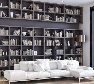 10 نکته درمورد طراحی کتابخانه