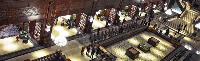 کتابخانه جندی شاپور
