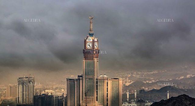 برج ساعت مکه سلطنتی