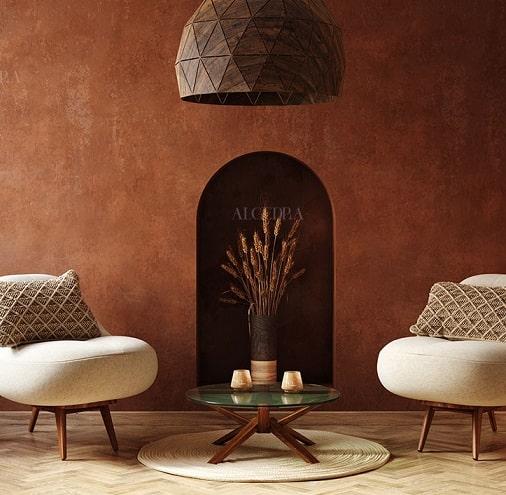 طراحی داخلی آفریقا