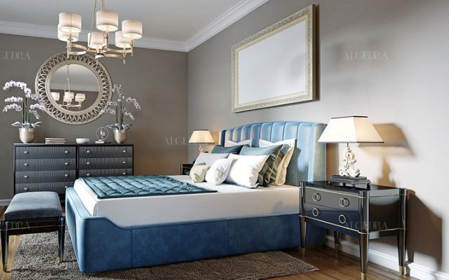 عکس اتاق خواب آرامبخش