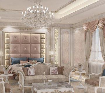 انتخاب رنگ برای اتاق خواب