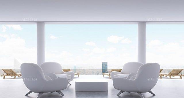 طراحی اتاق مینیمال