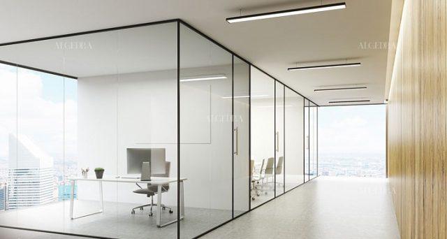 طراحی پارتیشین دفتر