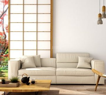 خانه های سنتی ژاپنی و طراحی داخلی